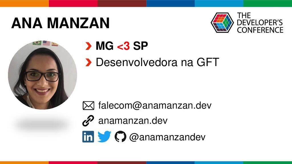 Globalcode – Open4education ANA MANZAN MG <3 SP...