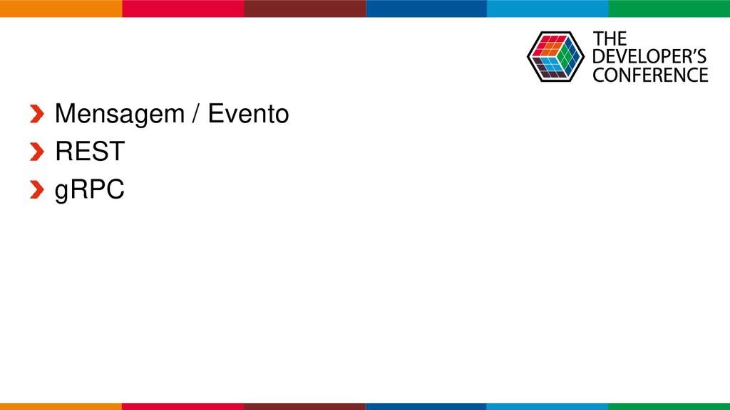 Globalcode – Open4education Mensagem / Evento R...