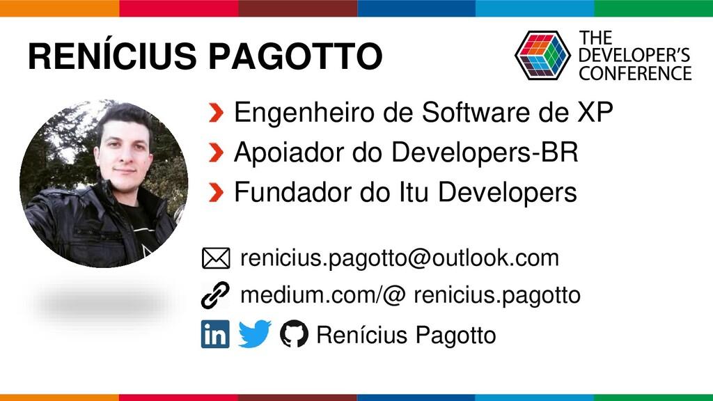 Globalcode – Open4education RENÍCIUS PAGOTTO En...