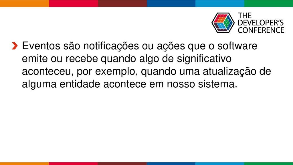 Globalcode – Open4education Eventos são notific...