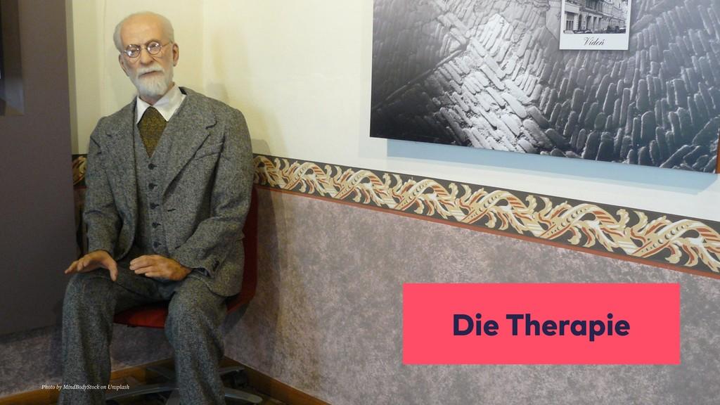 Die Therapie Photo by MindBodyStock on Unsplash