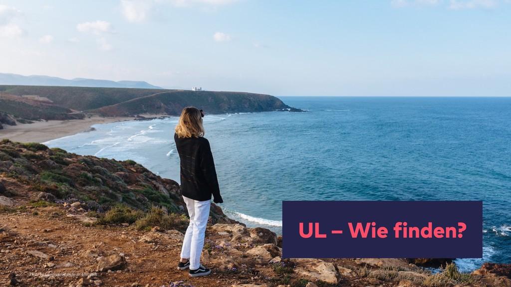 UL – Wie finden? 47 Photo by Gianfranco Lanzio ...