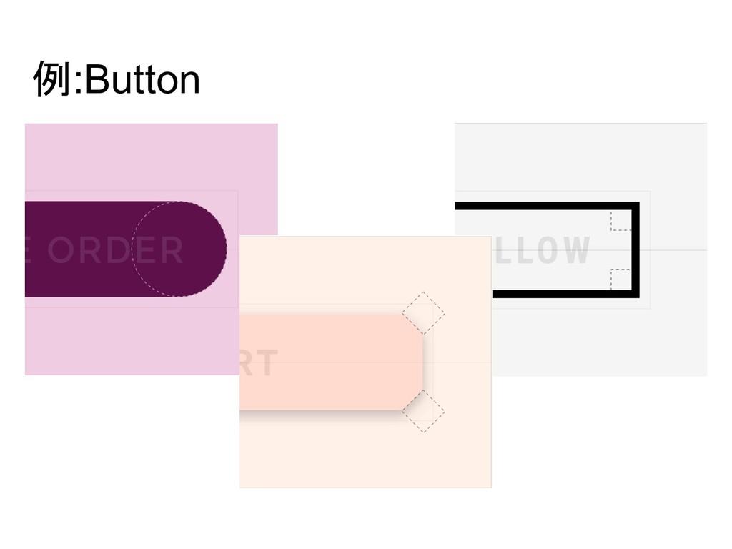 例:Button ●