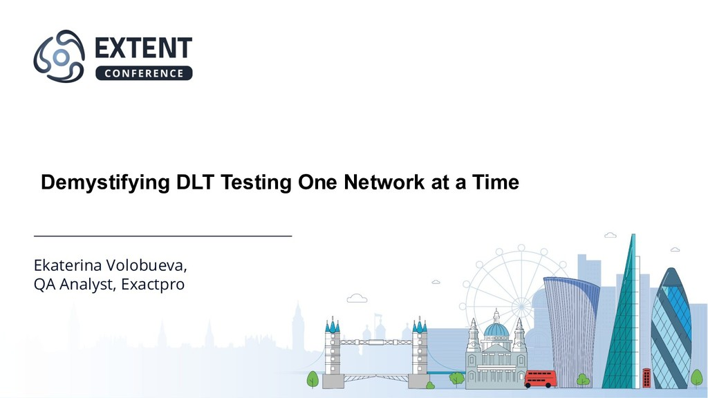Demystifying DLT Testing One Network at a Time ...