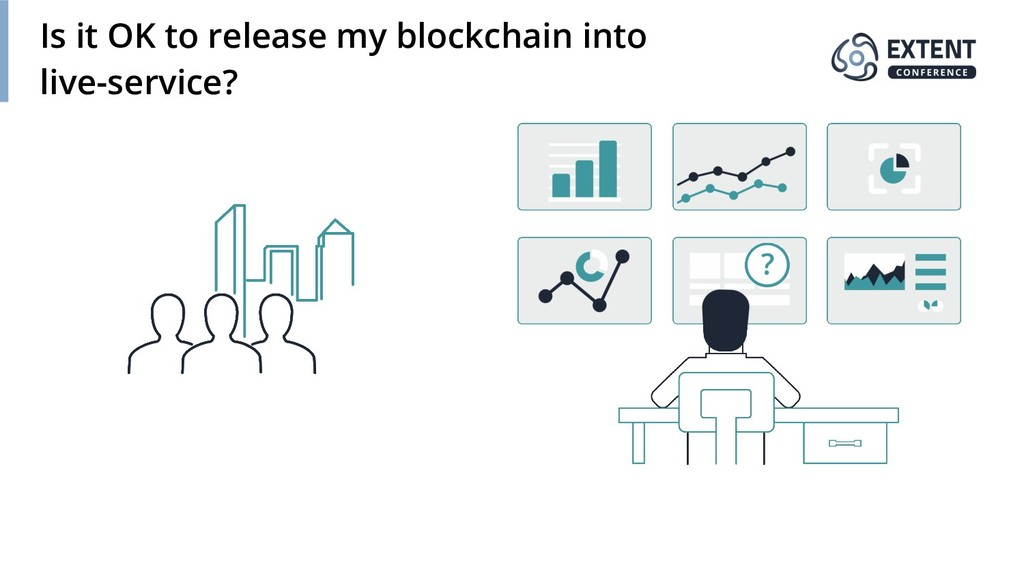 Is it OK to release my blockchain into live-ser...