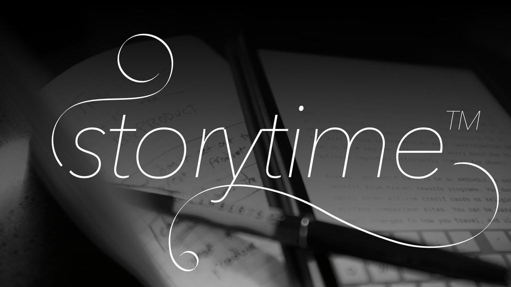 storytimeTM