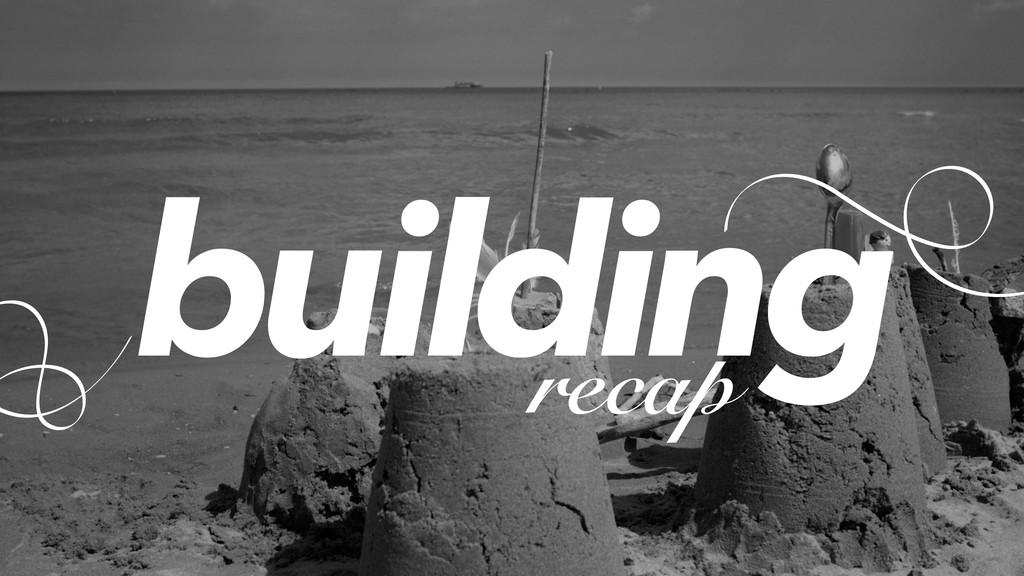 building recap