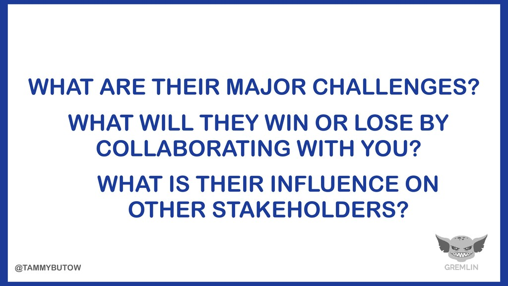 WHAT ARE THEIR MAJOR CHALLENGES? WHAT WILL THEY...