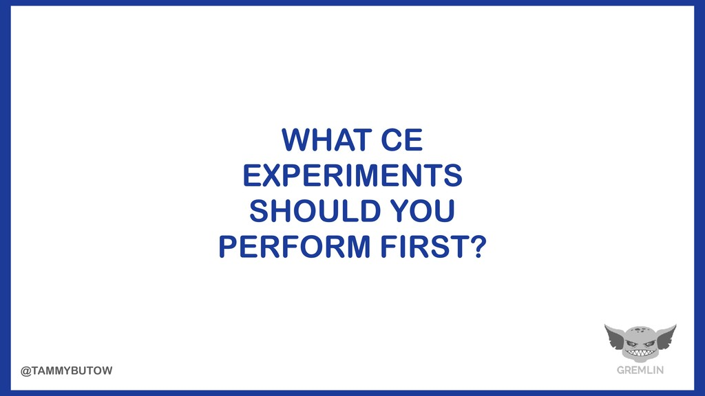 WHAT CE 