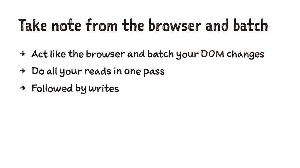 Take note from the browser and batch 4 Act like...
