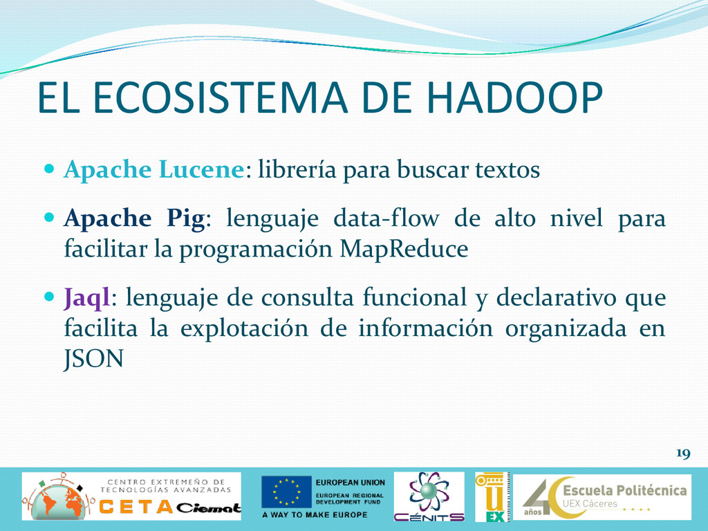  Apache Lucene: librería para buscar textos  ...