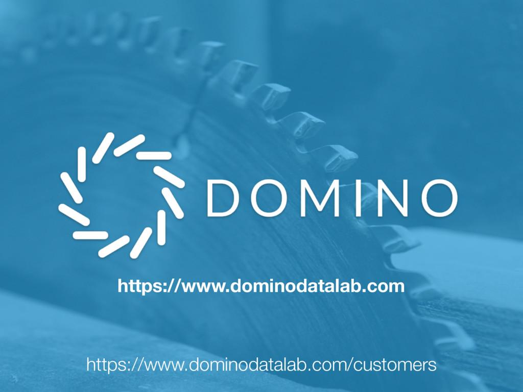 https://www.dominodatalab.com/customers https:/...