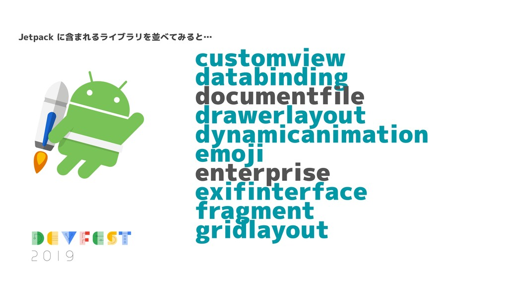 customview databinding documentfile drawerlayou...