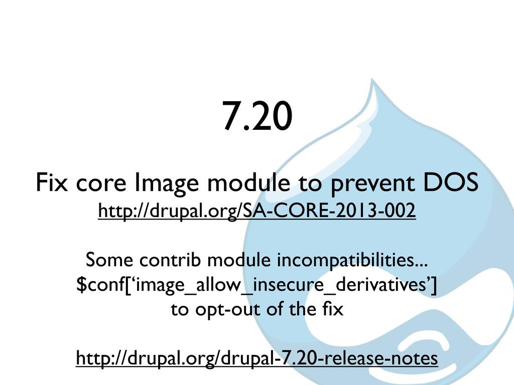 7.20 Fix core Image module to prevent DOS http:...