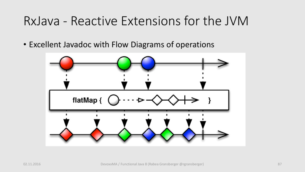 RxJava - Reactive Extensions for the JVM • Exce...