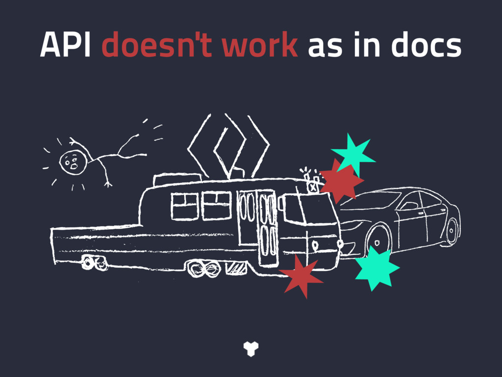 API doesn't work as in docs