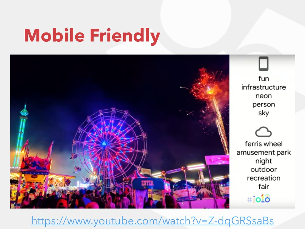 Mobile Friendly https://www.youtube.com/watch?v...