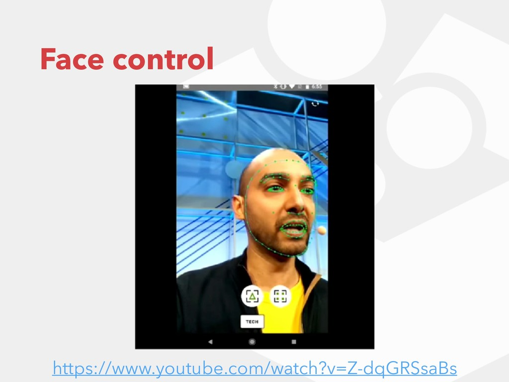 Face control https://www.youtube.com/watch?v=Z-...