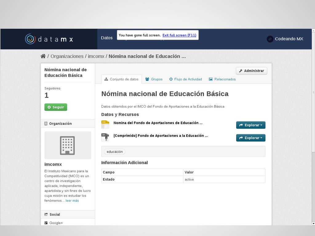 https://github.com/codeandomexico http://blog.c...