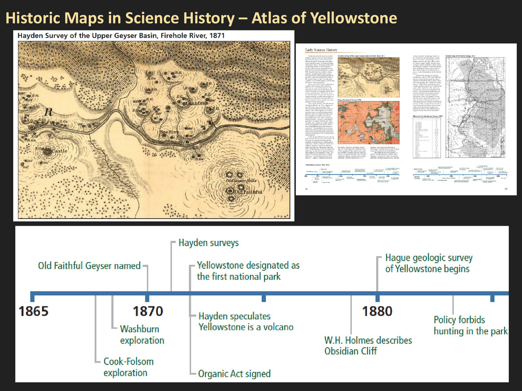 Historic Maps in Science History – Atlas of Yel...