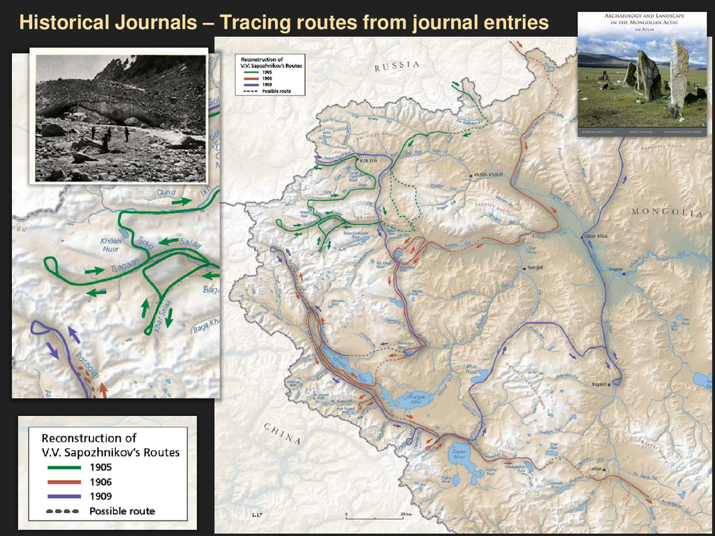 Historical Journals – Tracing routes from journ...