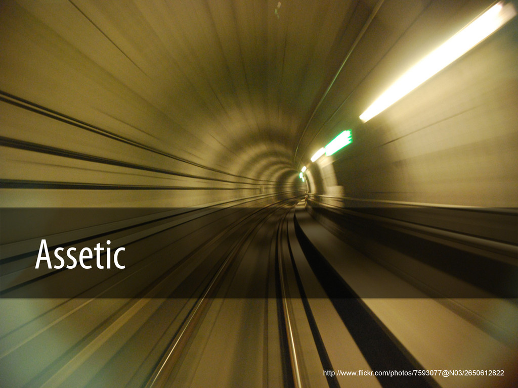 Assetic http://www.flickr.com/photos/7593077@N0...