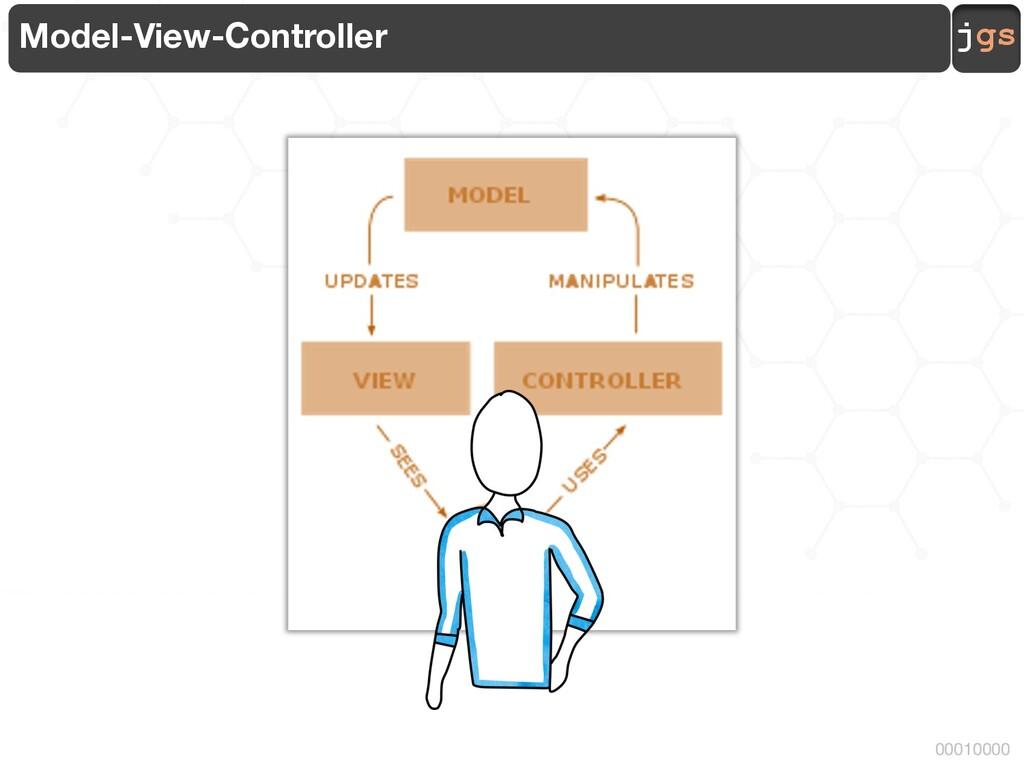 jgs 00010000 Model-View-Controller