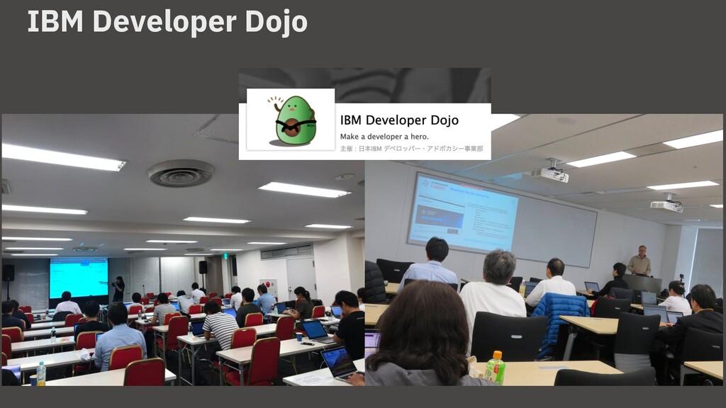 IBM Developer Dojo