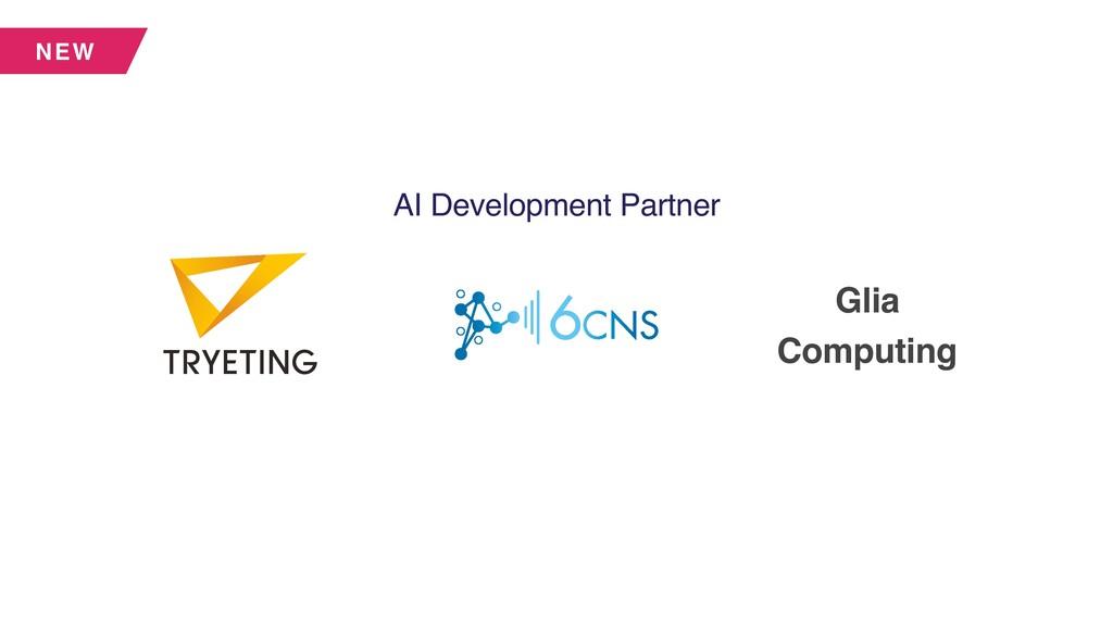 NEW AI Development Partner Glia Computing