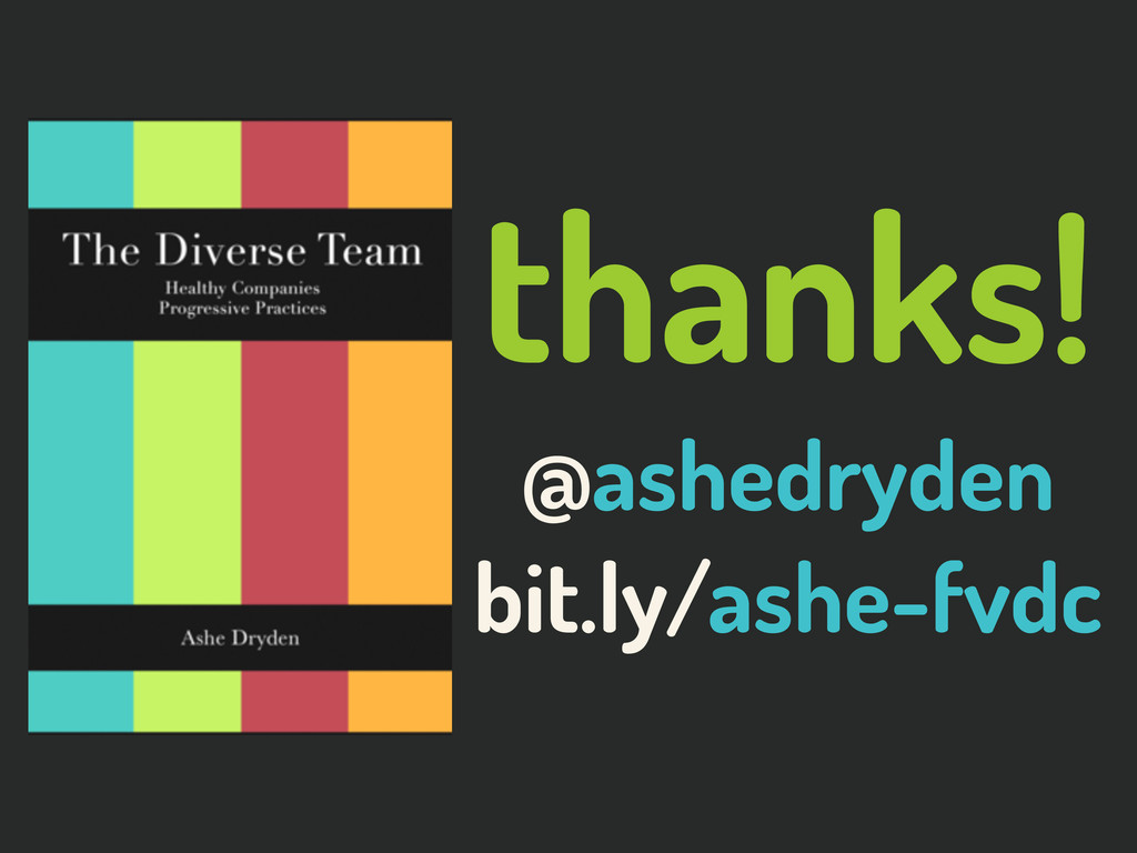 @ashedryden thanks! @ashedryden bit.ly/ashe-fvdc