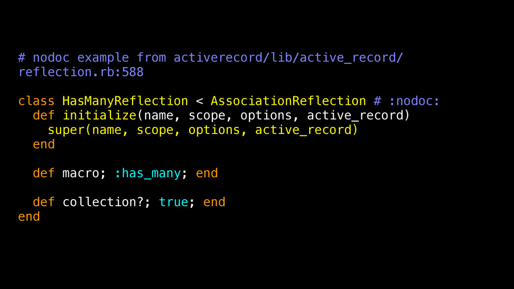 # nodoc example from activerecord/lib/active_re...