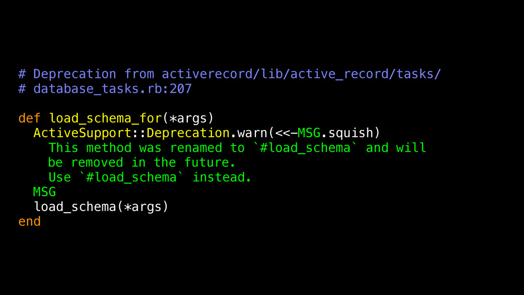 # Deprecation from activerecord/lib/active_reco...
