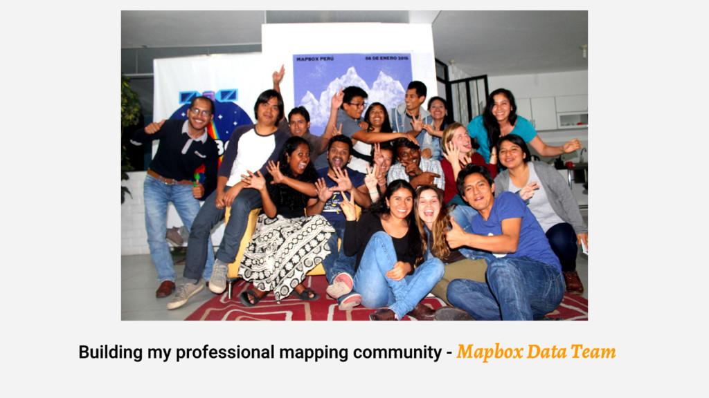 Mapbox Data Team
