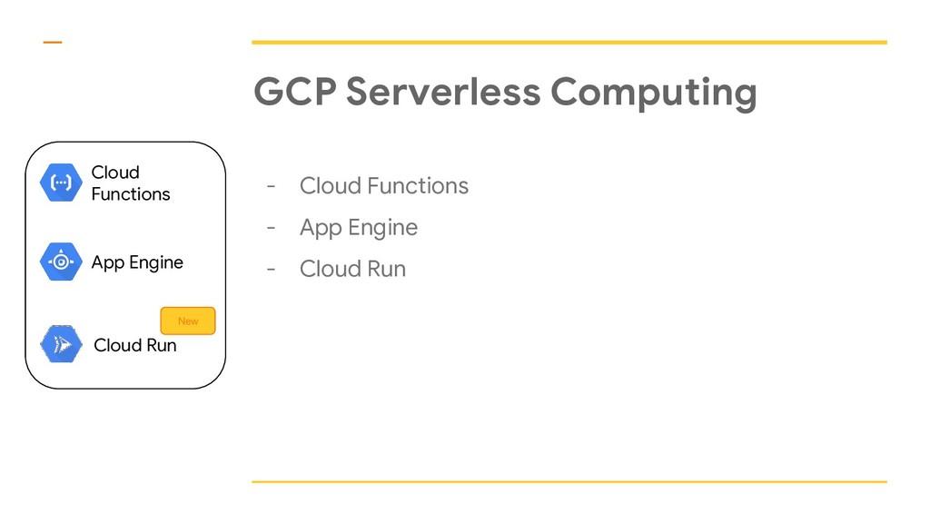 GCP Serverless Computing - Cloud Functions - Ap...