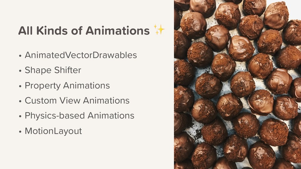 All Kinds of Animations ✨ • AnimatedVectorDrawa...