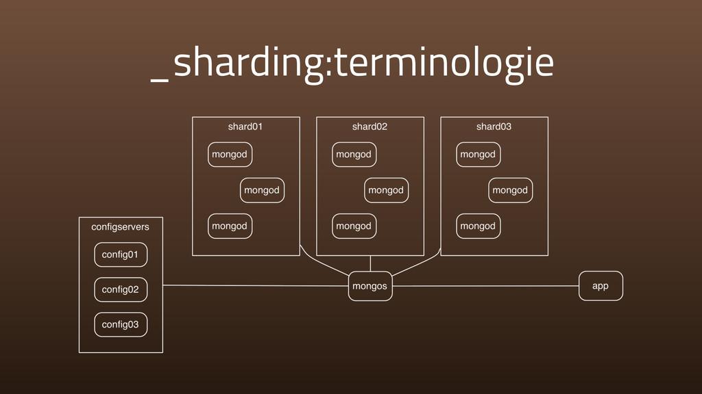 _sharding:terminologie