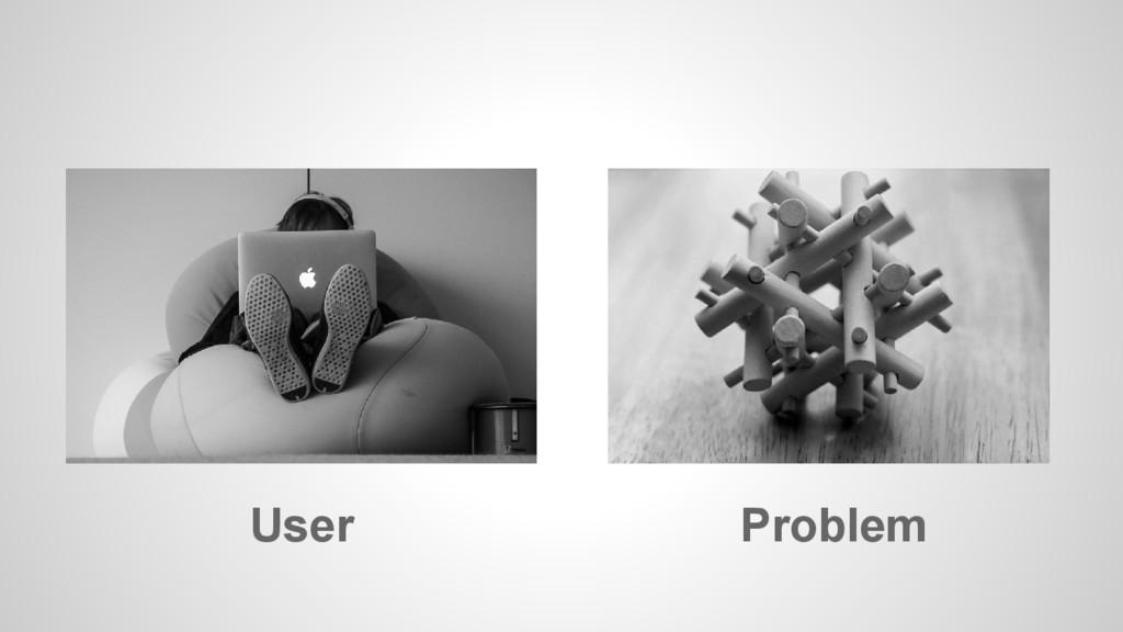 User Problem