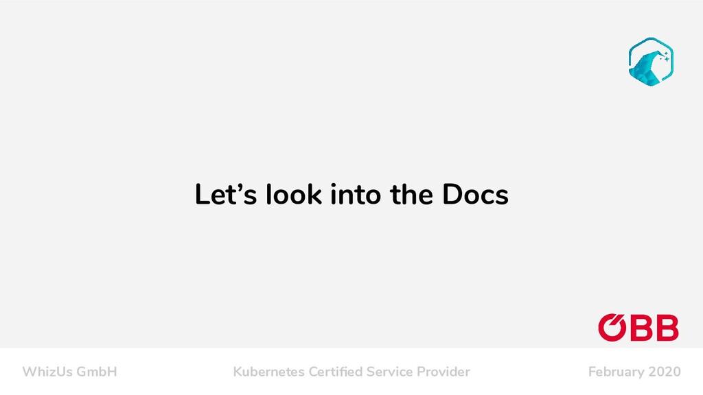 WhizUs GmbH Kubernetes Certified Service Provide...