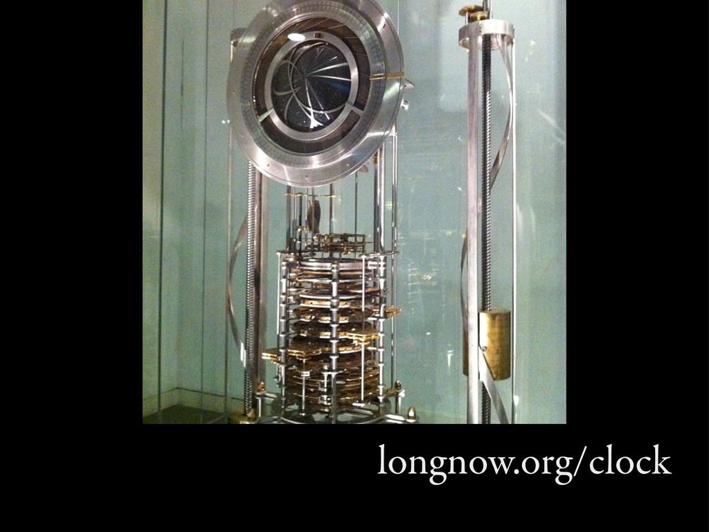 longnow.org/clock