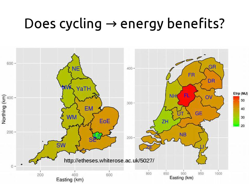 Does cycling energy benefits? → http://etheses....