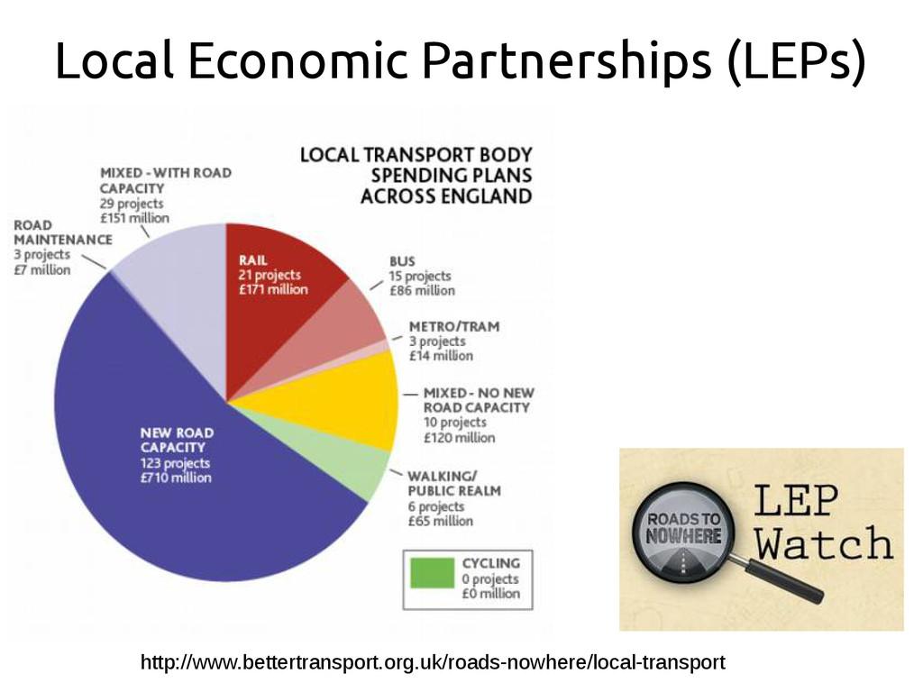 Local Economic Partnerships (LEPs) http://www.b...