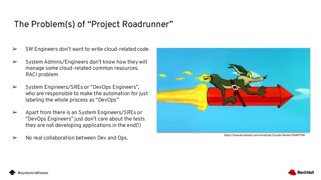 """@systemcraftsman The Problem(s) of """"Project Roa..."""