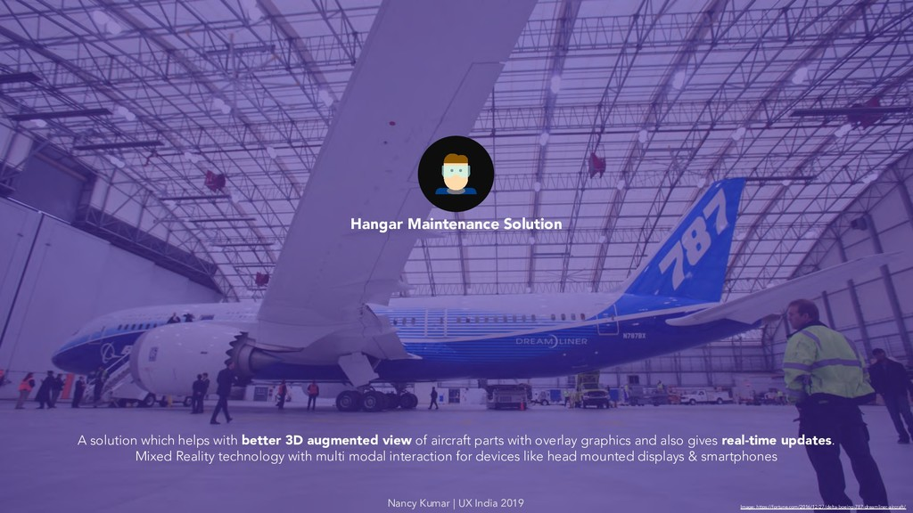 Hangar Maintenance Solution A solution which he...