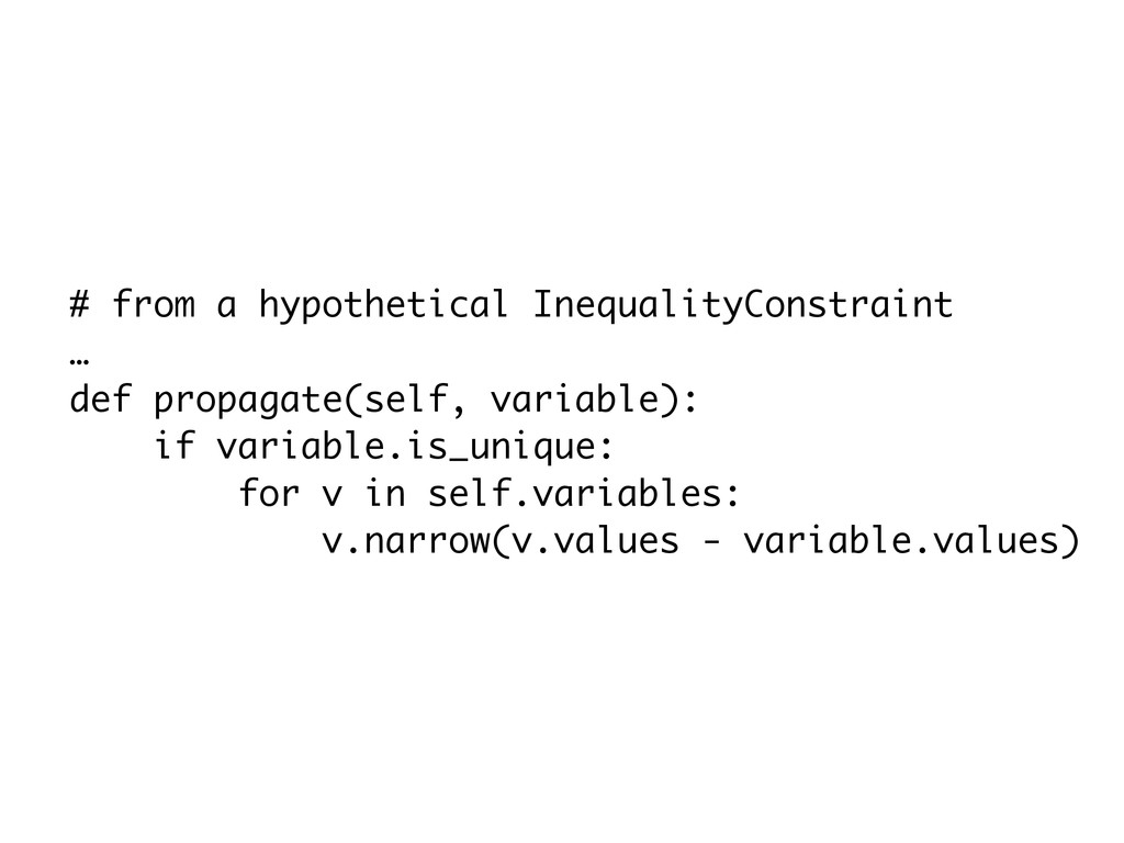 # from a hypothetical InequalityConstraint … de...