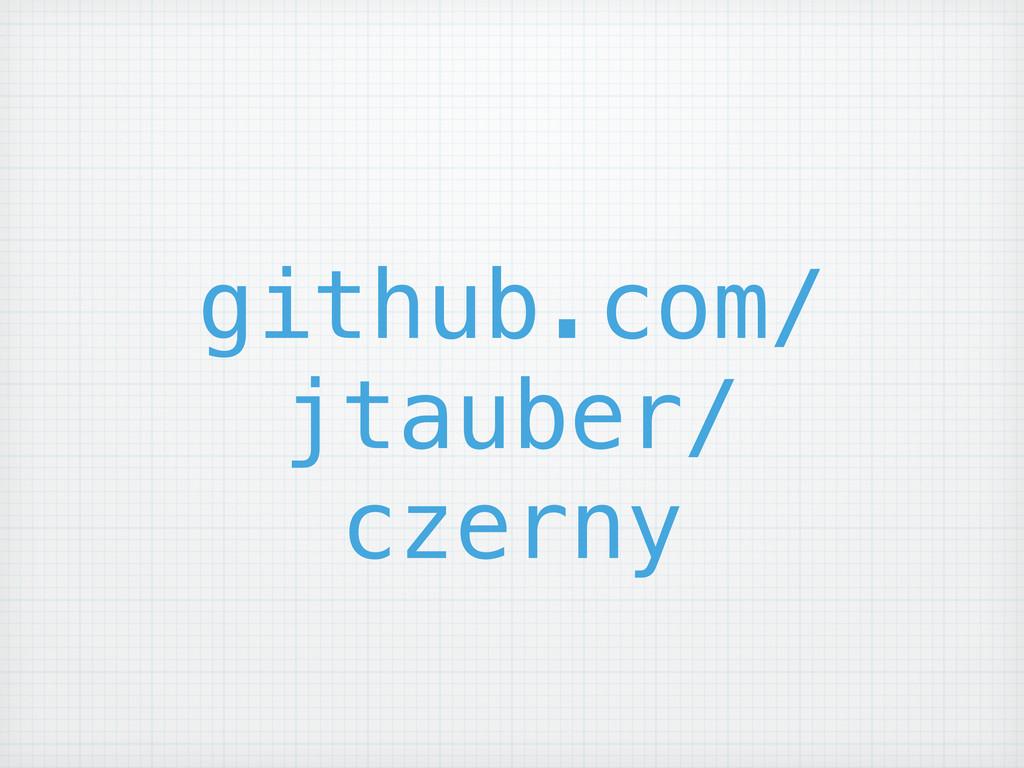 github.com/ jtauber/ czerny