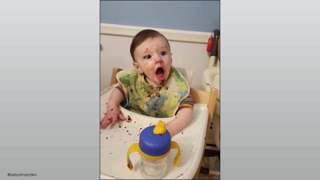 #babydrivendev