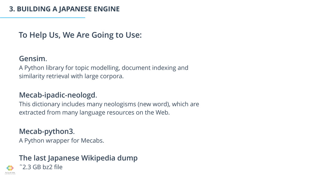 3. BUILDING A JAPANESE ENGINE To Help Us, We Ar...