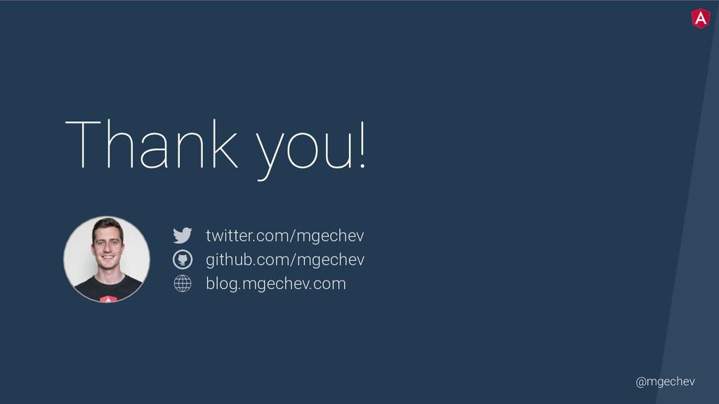 @mgechev Thank you! twitter.com/mgechev github...