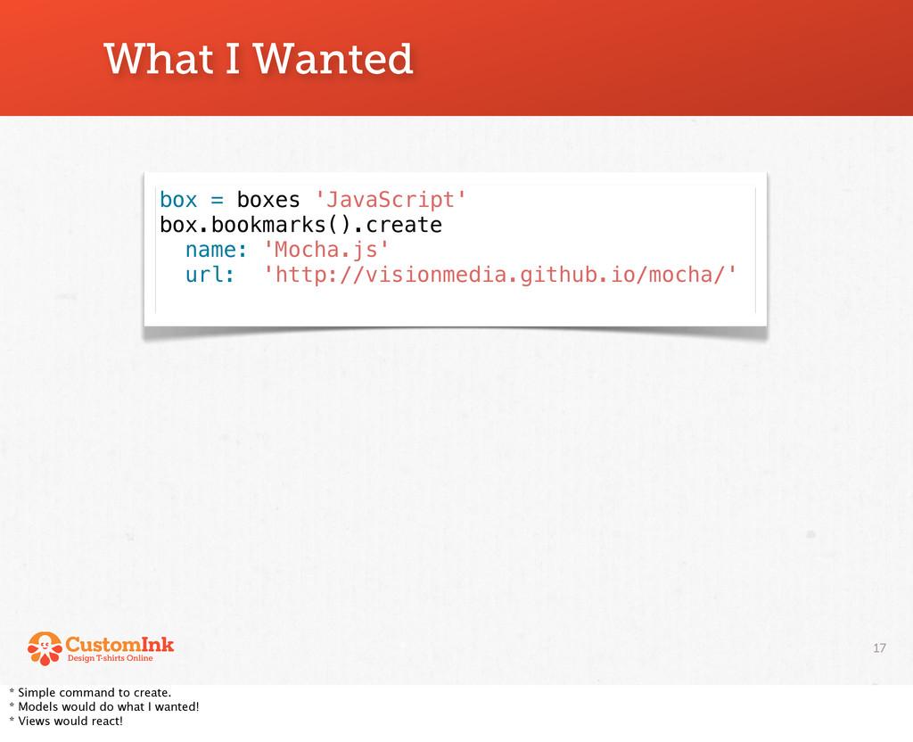 box = boxes 'JavaScript' box.bookmarks().create...