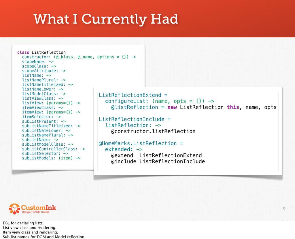 class ListReflection constructor: (@_klass, @_n...